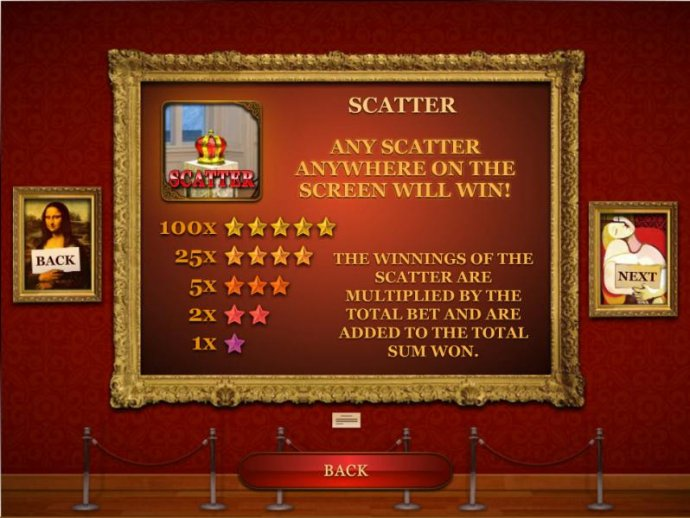 scatter symbol paytable - No Deposit Casino Guide