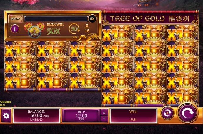 Tree of Gold screenshot