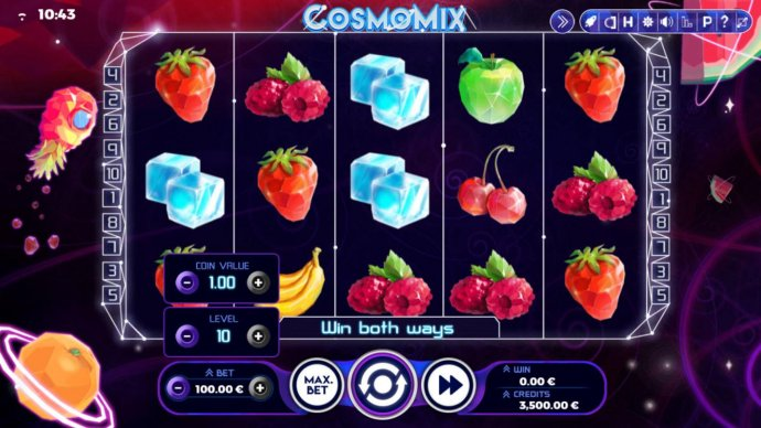 Cosmomix by No Deposit Casino Guide