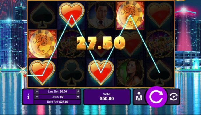 No Deposit Casino Guide image of Shanghai Lights