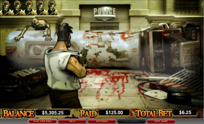 No Deposit Casino Guide image of Zone of the Zombies