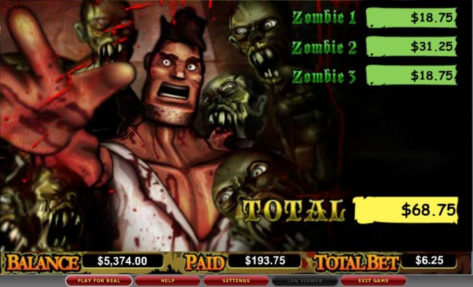 Zone of the Zombies by No Deposit Casino Guide