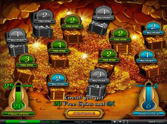 Ali Baba by No Deposit Casino Guide