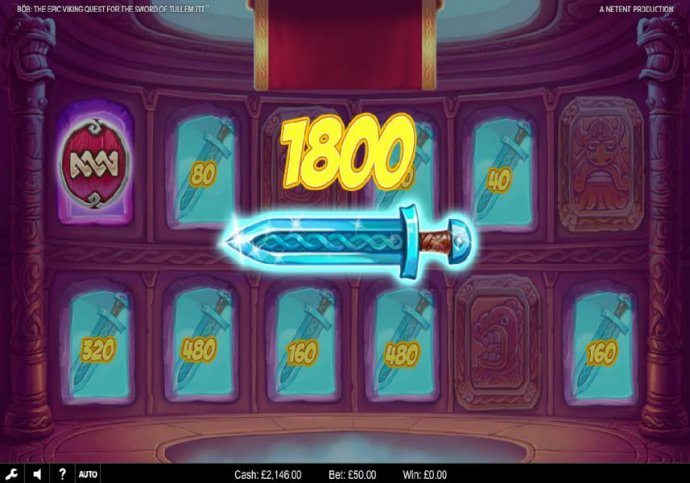 Bob The Epic Viking Quest for the Sword of Tullemutt by No Deposit Casino Guide
