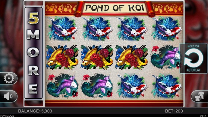 Images of Pond of Koi