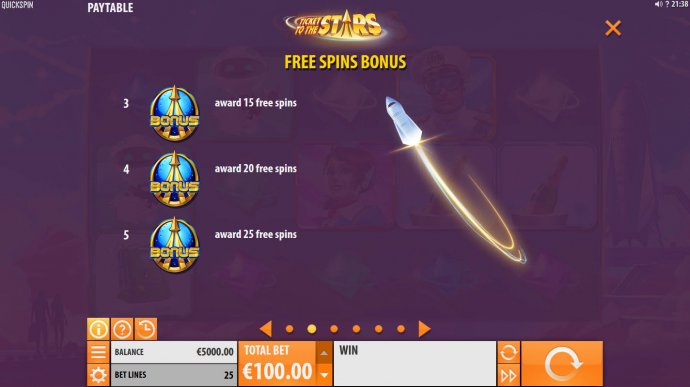 Free Spins Bonus - No Deposit Casino Guide