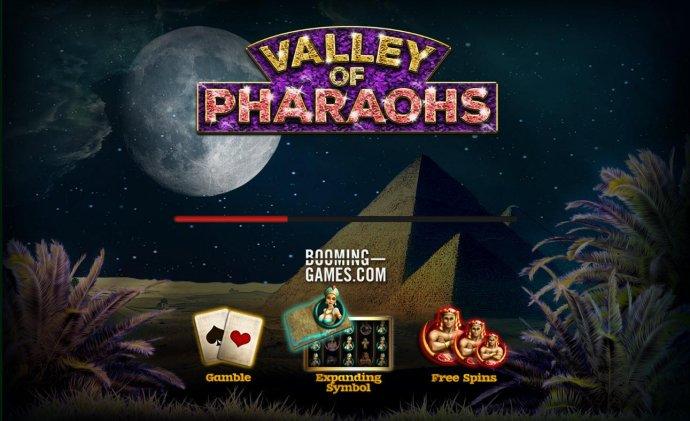 Valley of Pharaohs screenshot