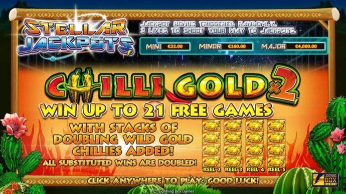 No Deposit Casino Guide image of Chilli Gold x2