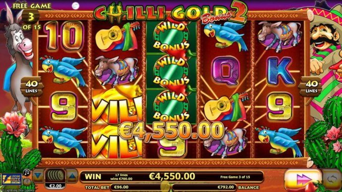 Chilli Gold x2 by No Deposit Casino Guide