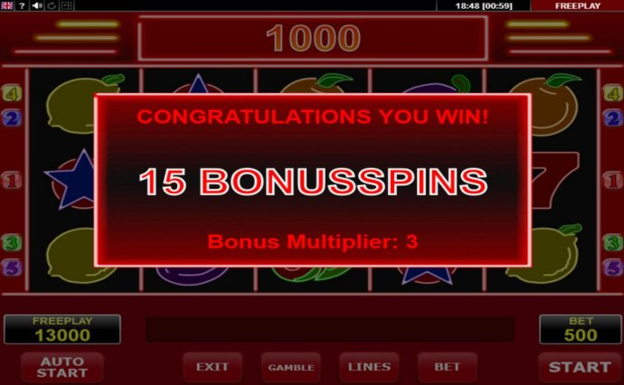 No Deposit Casino Guide - 15 Bonus Spins Awarded
