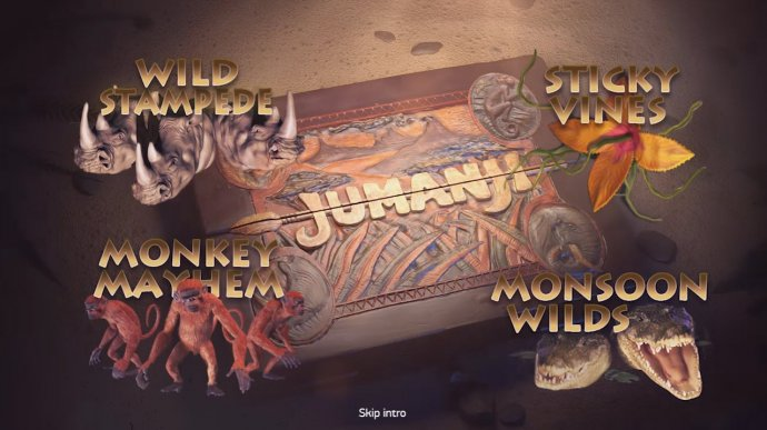 Jumanji by No Deposit Casino Guide