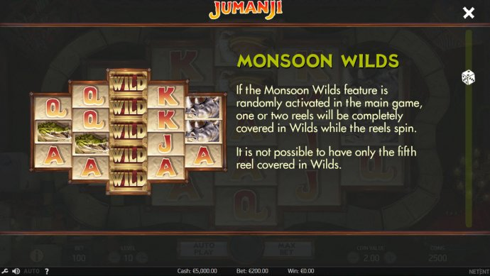 Monsoon Wilds - No Deposit Casino Guide