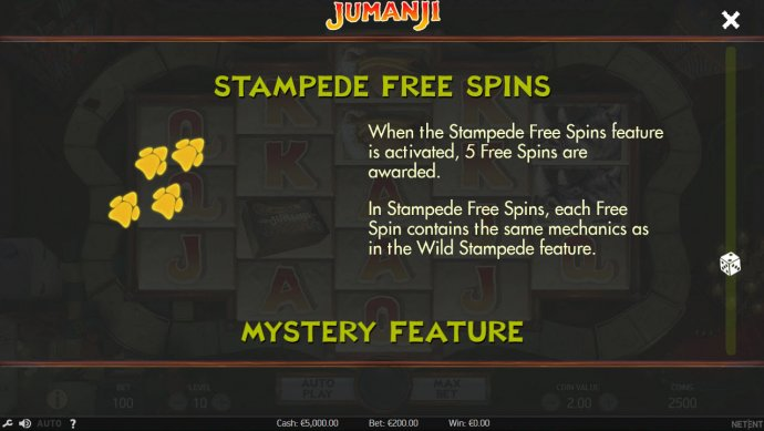 Stampede Free Spins - No Deposit Casino Guide