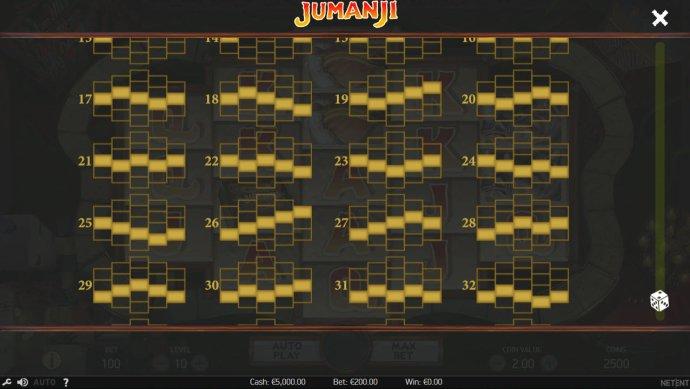 Jumanji by No Deposit Casino Guide
