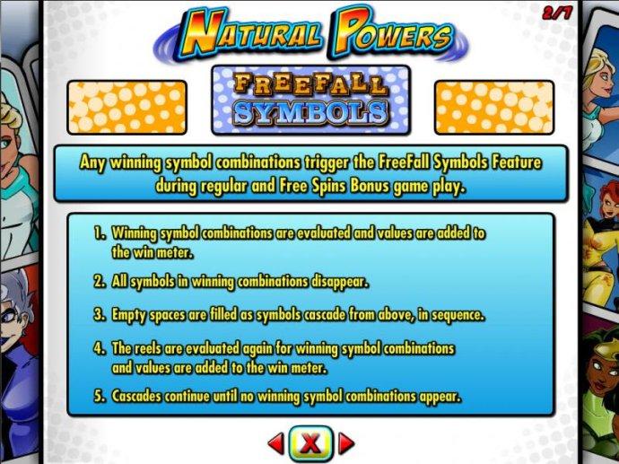 Natural Powers screenshot
