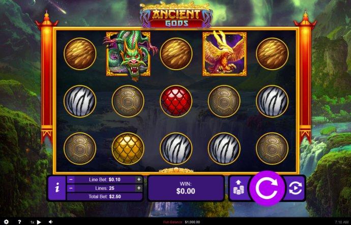 Main Game Board - No Deposit Casino Guide