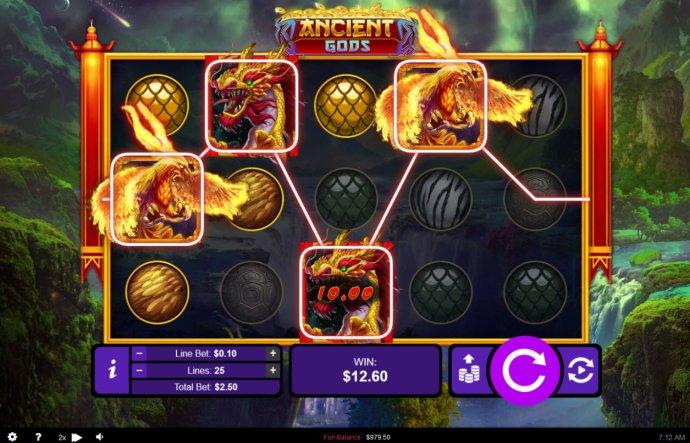 No Deposit Casino Guide image of Ancient Gods