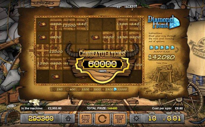 Diamond Express screenshot
