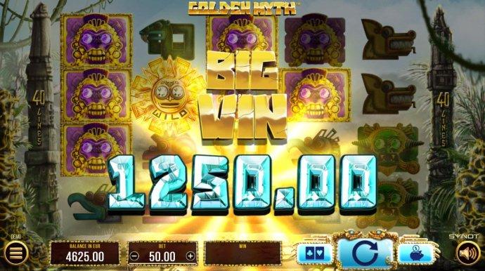 Golden Myth by No Deposit Casino Guide