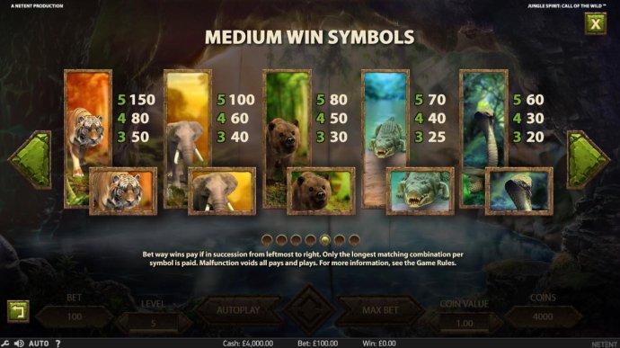 Jungle Spirit Call of the Wild screenshot
