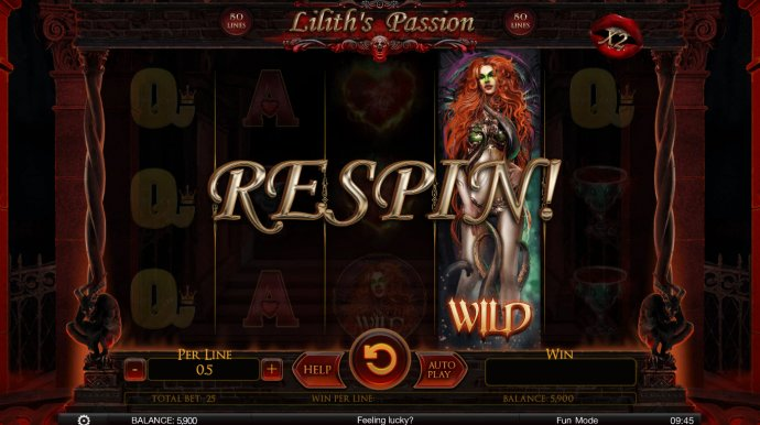 Lilith's Passion by No Deposit Casino Guide