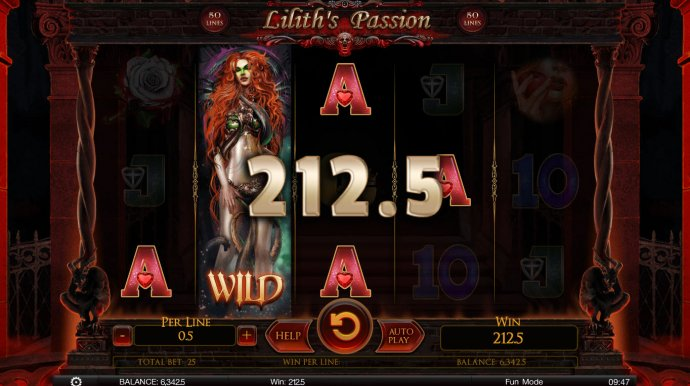 No Deposit Casino Guide image of Lilith's Passion