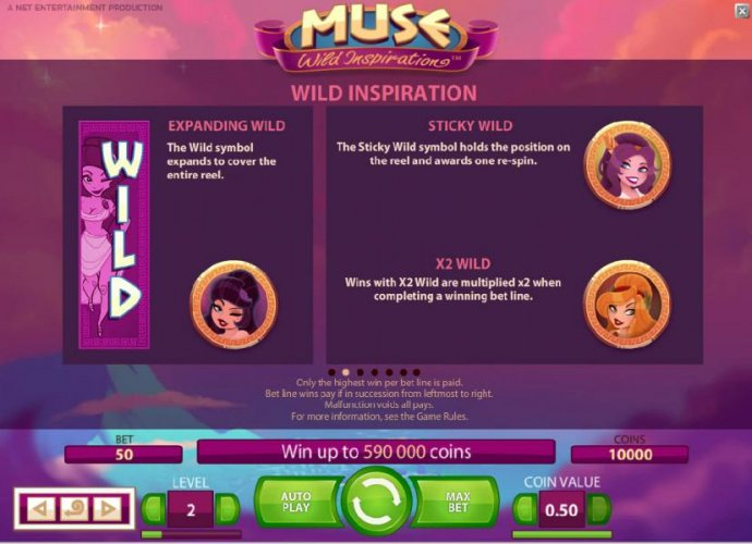 Muse by No Deposit Casino Guide