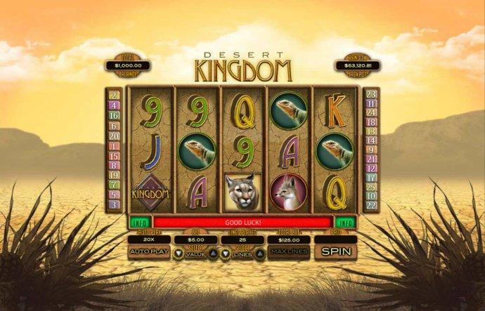 Images of Desert Kingdom