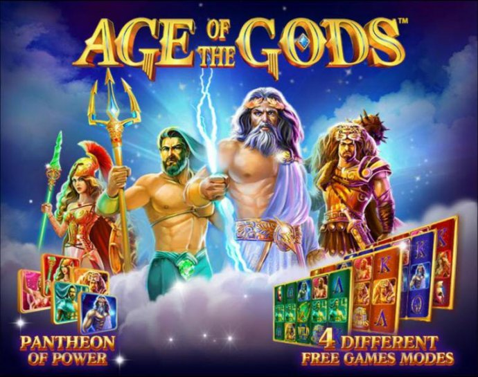 Images of Age of the Gods