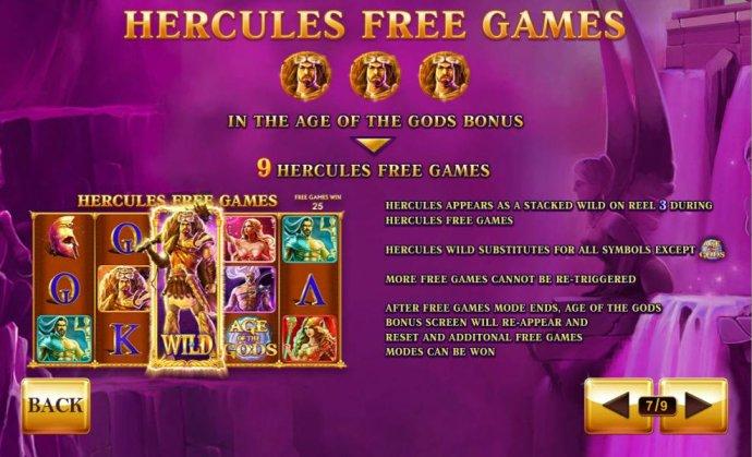 No Deposit Casino Guide - Hercules Free Game Rules