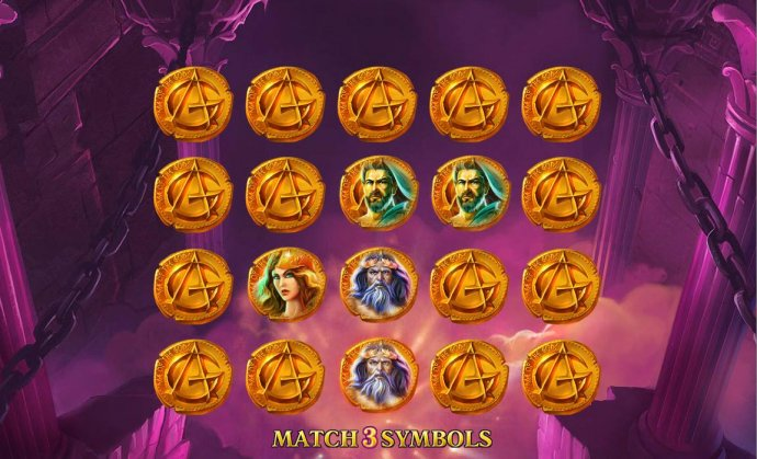 Select symbols until player matches 3. by No Deposit Casino Guide