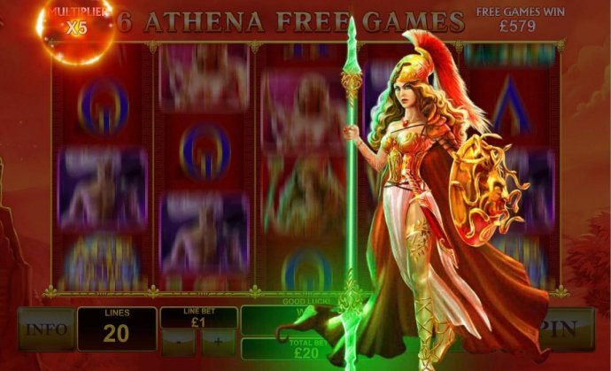 No Deposit Casino Guide image of Age of the Gods