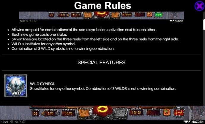 Black Hawk Deluxe screenshot