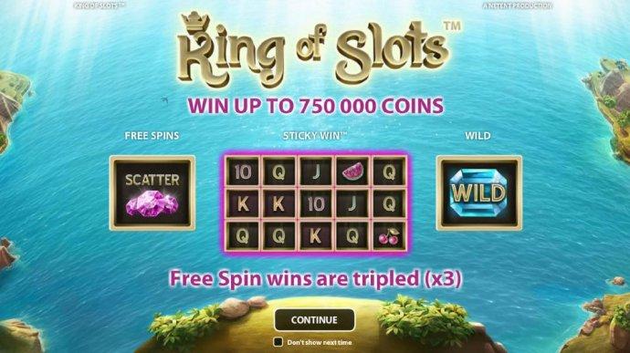 No Deposit Casino Guide image of King of Slots