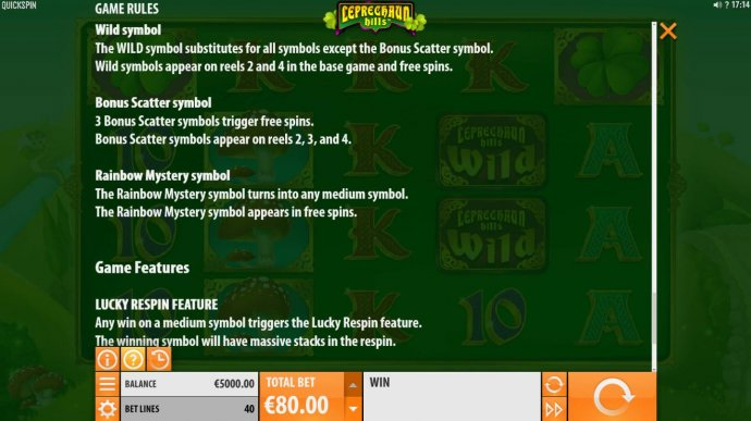 No Deposit Casino Guide - Wild Symbol, Bonus Symbol and Mystery Symbol Rules