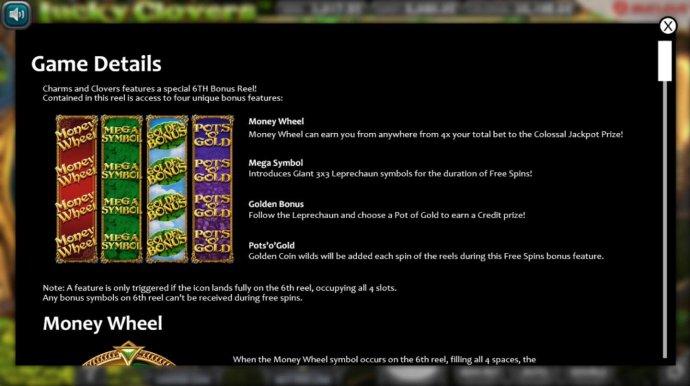 Bonus Symbols Rules by No Deposit Casino Guide