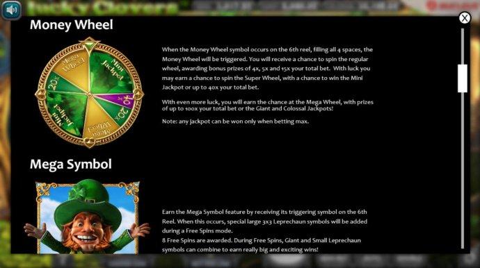 Money Wheel Rules by No Deposit Casino Guide