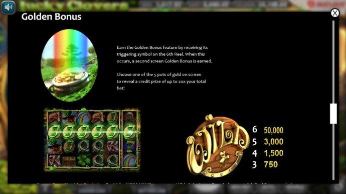 Golden Bonus Rules - No Deposit Casino Guide