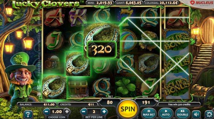 Lucky Clovers screenshot