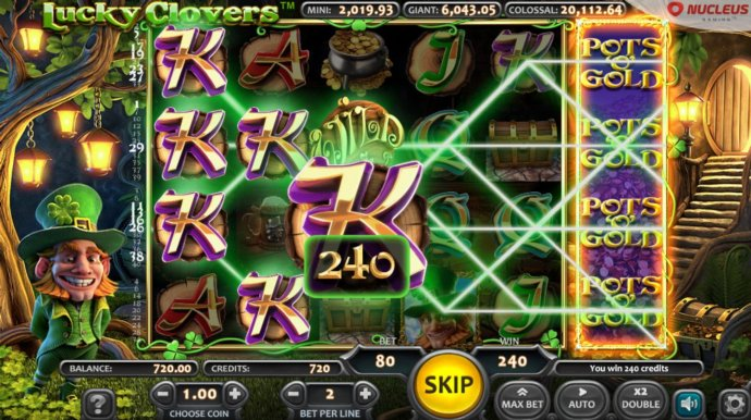Bonus feature triggered by No Deposit Casino Guide
