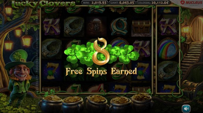 Images of Lucky Clovers