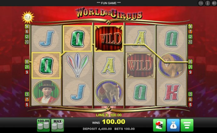 World of Circus screenshot