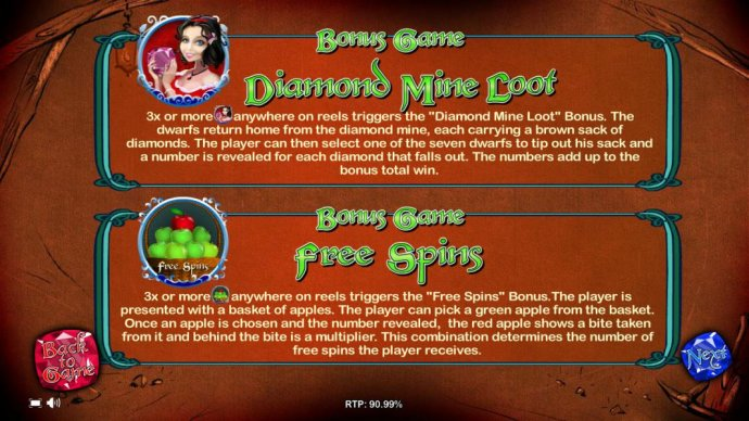 Bonus Feature and Free Spins Feature Rules by No Deposit Casino Guide
