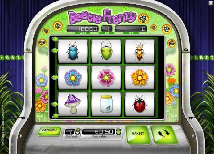 Beetle Frenzy screenshot