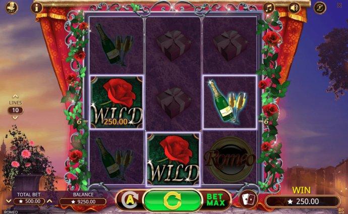 Romeo screenshot
