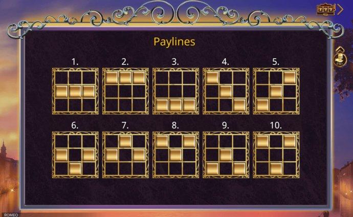 No Deposit Casino Guide image of Romeo