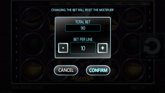 Gangster's Slot screenshot