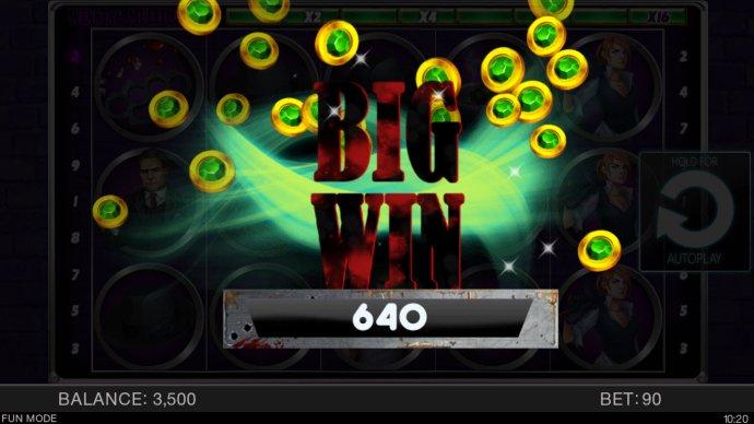 No Deposit Casino Guide image of Gangster's Slot