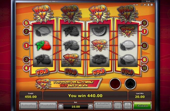 No Deposit Casino Guide image of Hold It Casino
