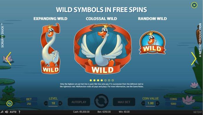 Scruffy Duck by No Deposit Casino Guide